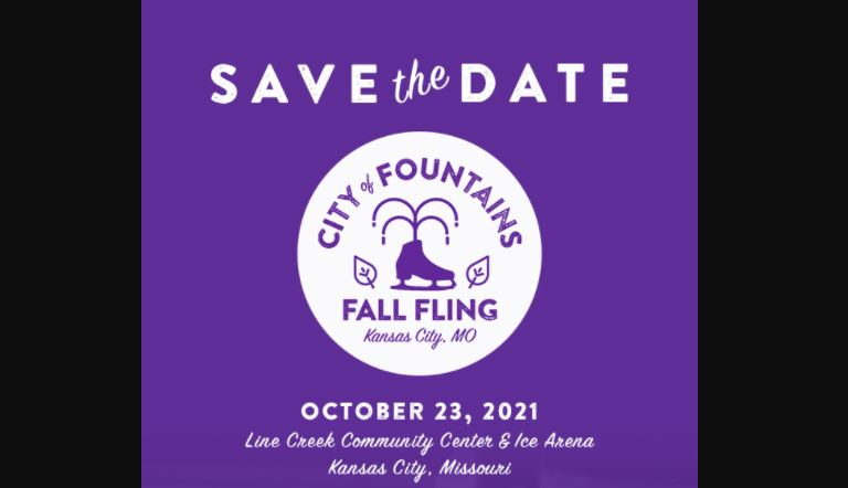 2021 City of Fountains Fall Fling – Figure Skating